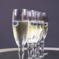 PuikiMintis Šampano staliukas