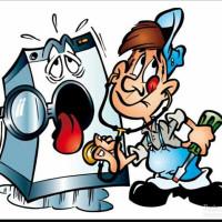 romaldas Indaplovių-skalbimo mašinų-viryklių remontas