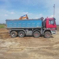 Krovinių pervežimas