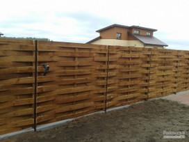 Tvoros, kiemo vartai, montavimas