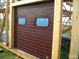 Garažo vartų gamyba