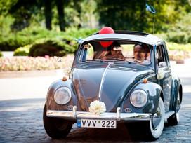 Originalių automobilių nuoma vestuvėms