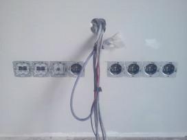 Elektrikai, elektros darbai